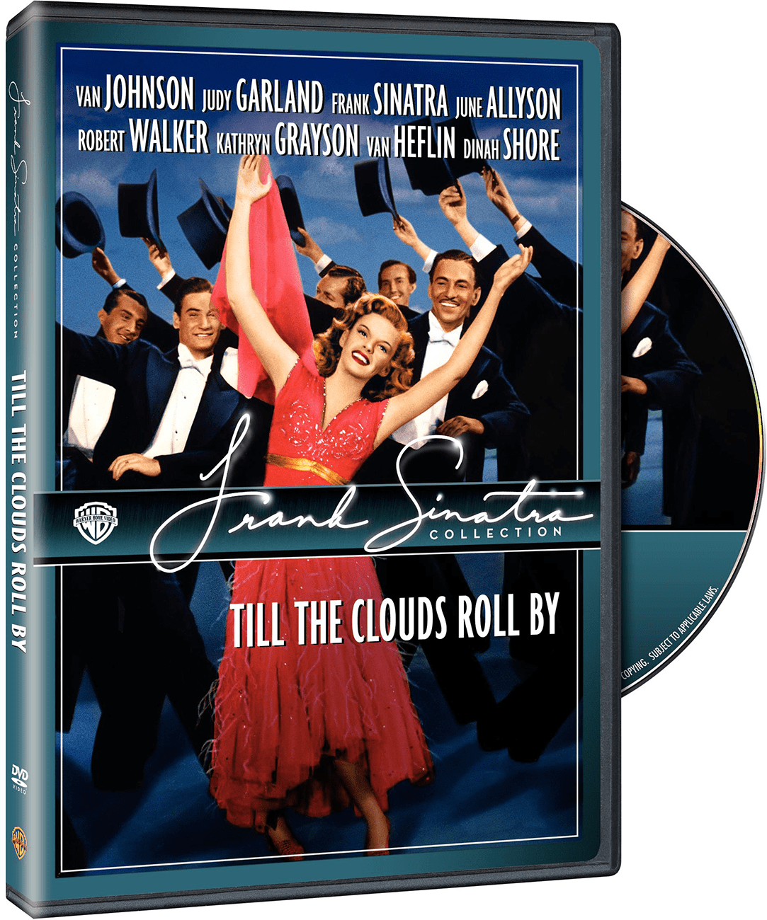 """2008 DVD that was part of """"The Frank Sinatra"""" collection"""