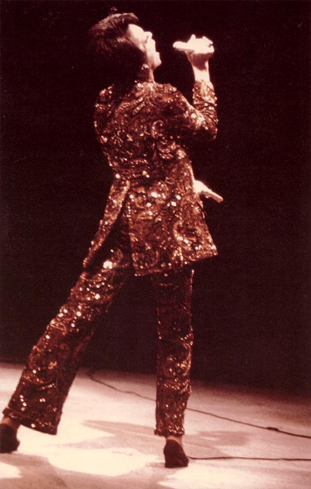 Judy Garland at the Westbury Music Fair 1967