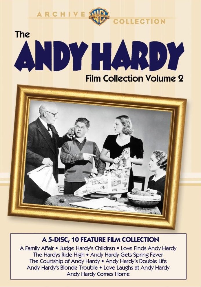 The Andy Hardy Collection Volume 2