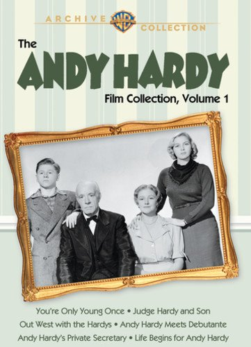 The Andy Hardy Collection Volume 1