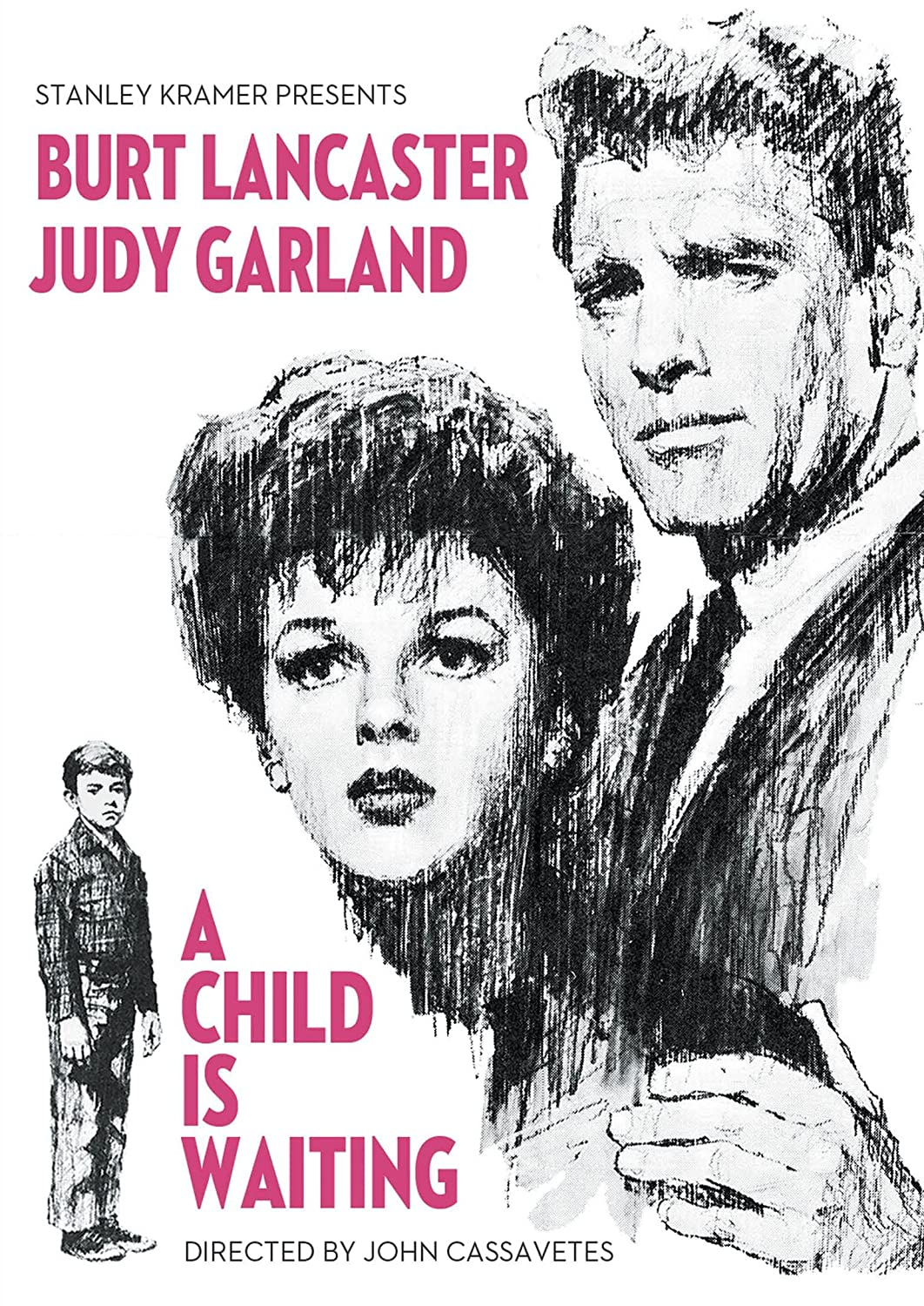 A Child Is Waiting Standard DVD release
