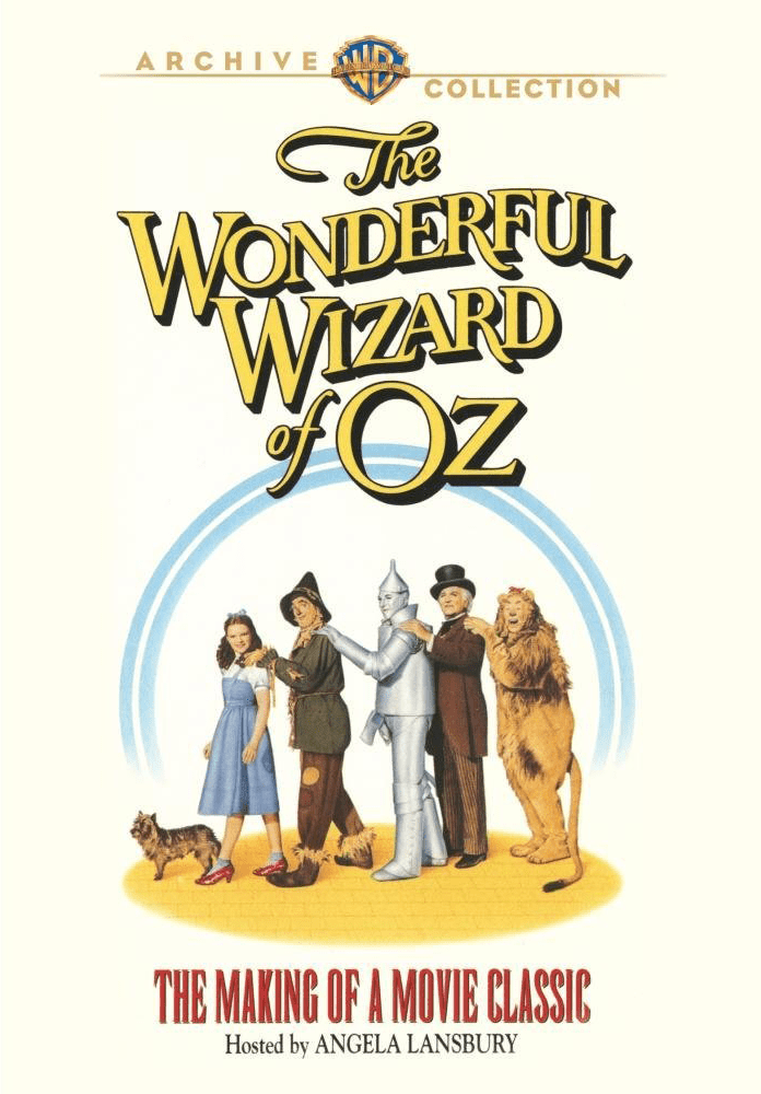 The Wonderful Wizard of Oz - Warner Archive DVD release