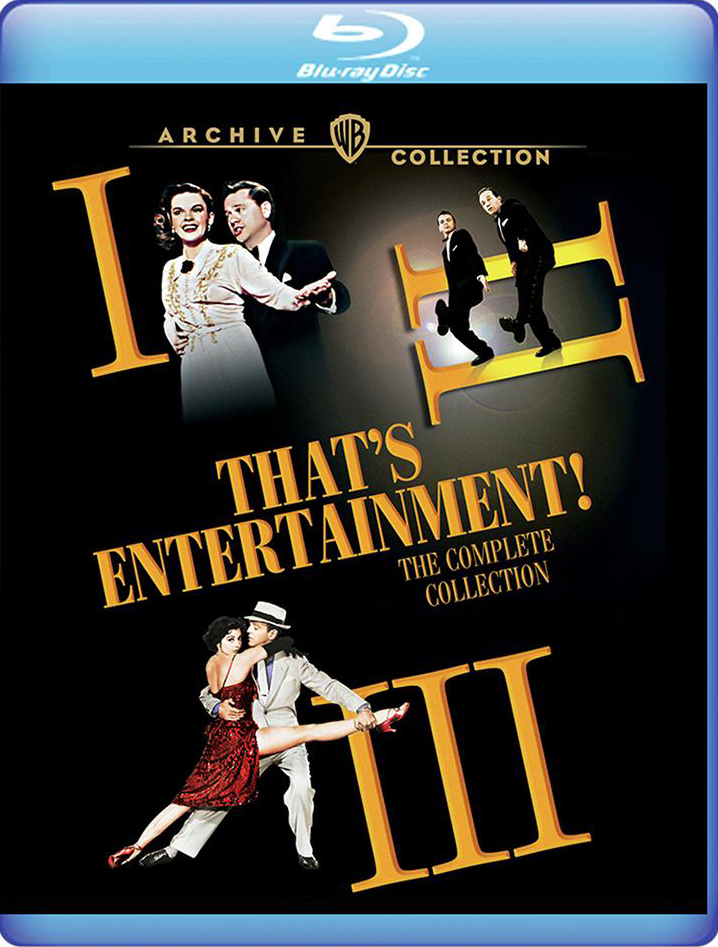 """That's Entertainment!"" Warner Archive Blu-ray collection"