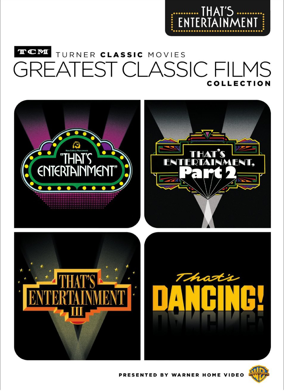 That's Entertainment! Greatest Classic Film DVD Series