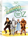 The Wizard of Oz 70th Anniversary 2-disc standard DVD edition