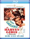 The Harvey Girls starring Judy Garland on Blu-ray