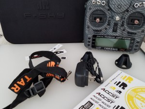 Taranis X9D Plus Special Edition What's Inside