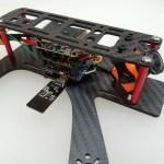 RunCam Split 2 Mounted on Shendrones Tweaker