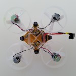 Bottom view of the AcroBee