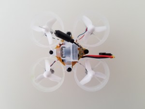 Top View of the AcroBee
