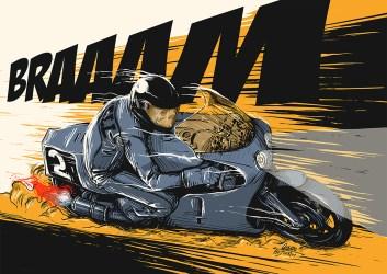 retro superbike racing