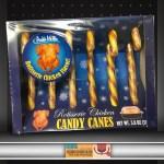 Rotisserie Chicken Candy Canes