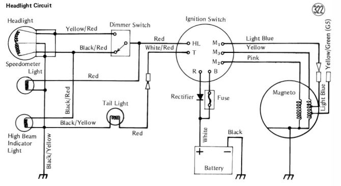 motorcycle wiring diagram further motorcycle v twin wiring