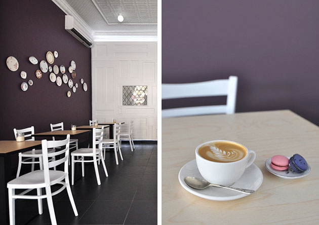 3 Contemporary Cafe Designs Starring Recycled Timber The