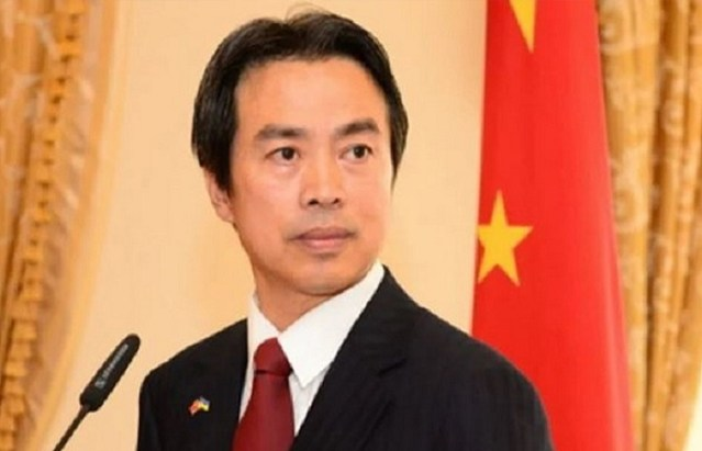 Chinese ambassador to Israel found dead at home in Tel Aviv