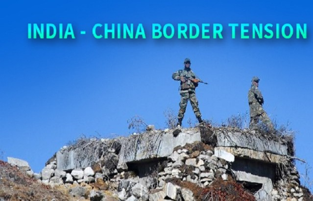 Chinese forces occupy Indian-held territory in Ladakh