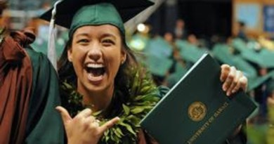 Native Hawaiian, Filipino graduate rates climb sharply