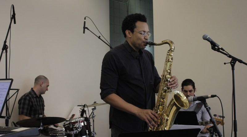 Jazz Day has cafeteria swinging