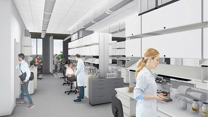 On the Horizon- The State's First Cancer Clinical Research Center