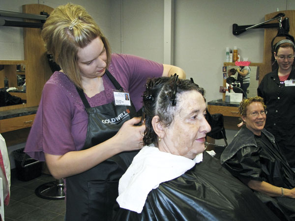 Cosmetology has openings