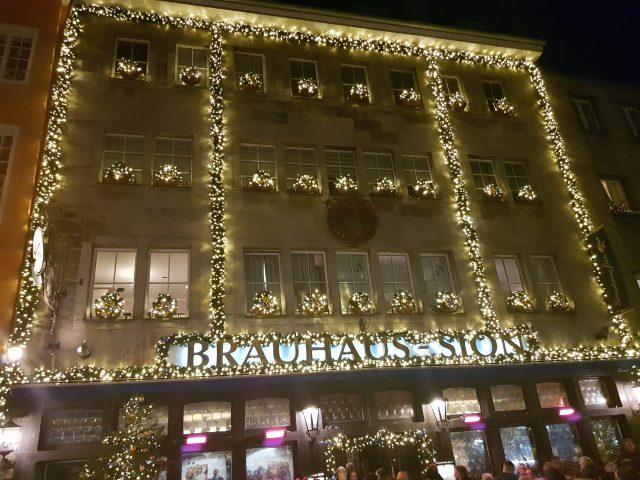 Brauhaus Sion, Köln am Rhein, rs/kasaan media, 2019