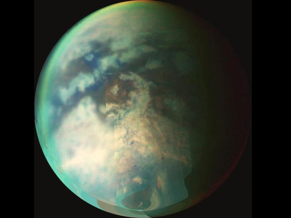 Credit: NASA/JPL/University of Arizona