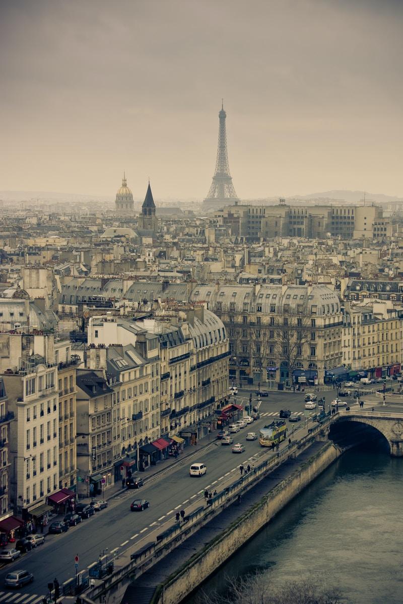 Eiffelturm, Paris, Frankreich Foto von Alexander