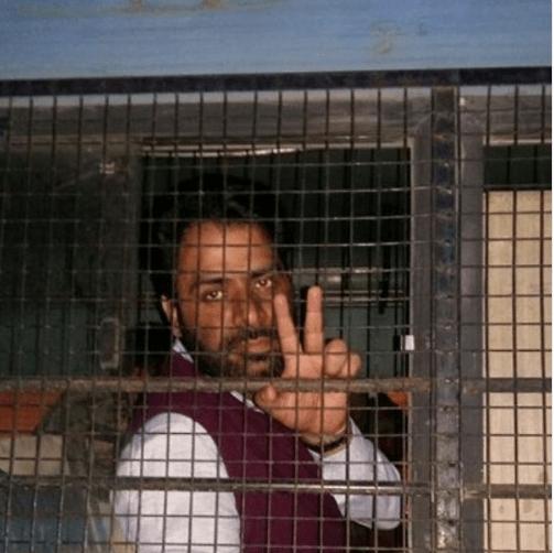 Khurram Parvez shifted to jail