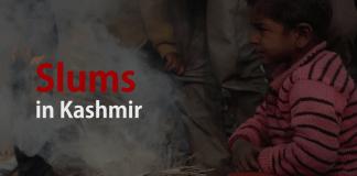 kashmir slums, kashmir news, kashmir latest news, kasmir news video