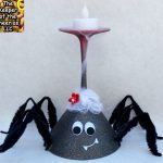 Halloween Wine Glass Candle Holders The Keeper Of The Cheerios