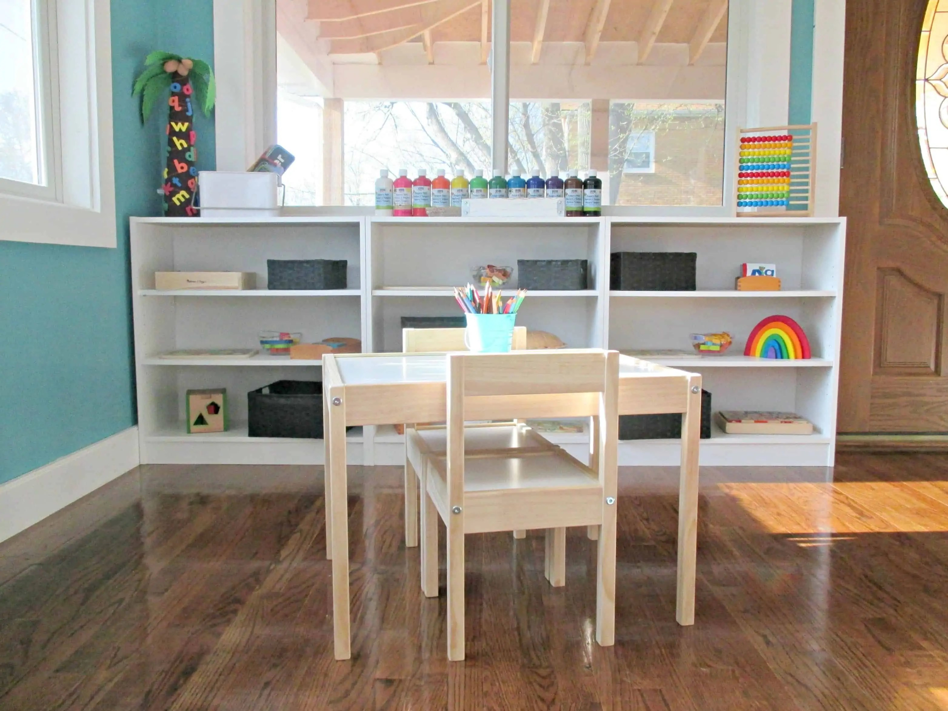 Creating Play Spaces For Kids How And Why We Rotate Toys