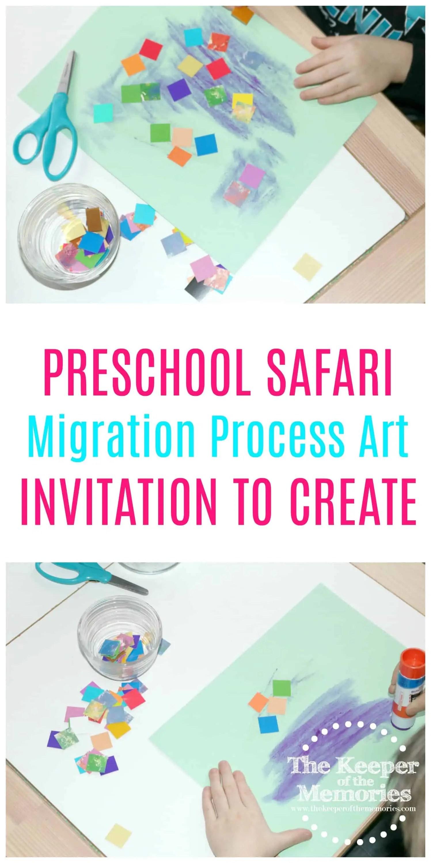 Preschool Safari Activities 2