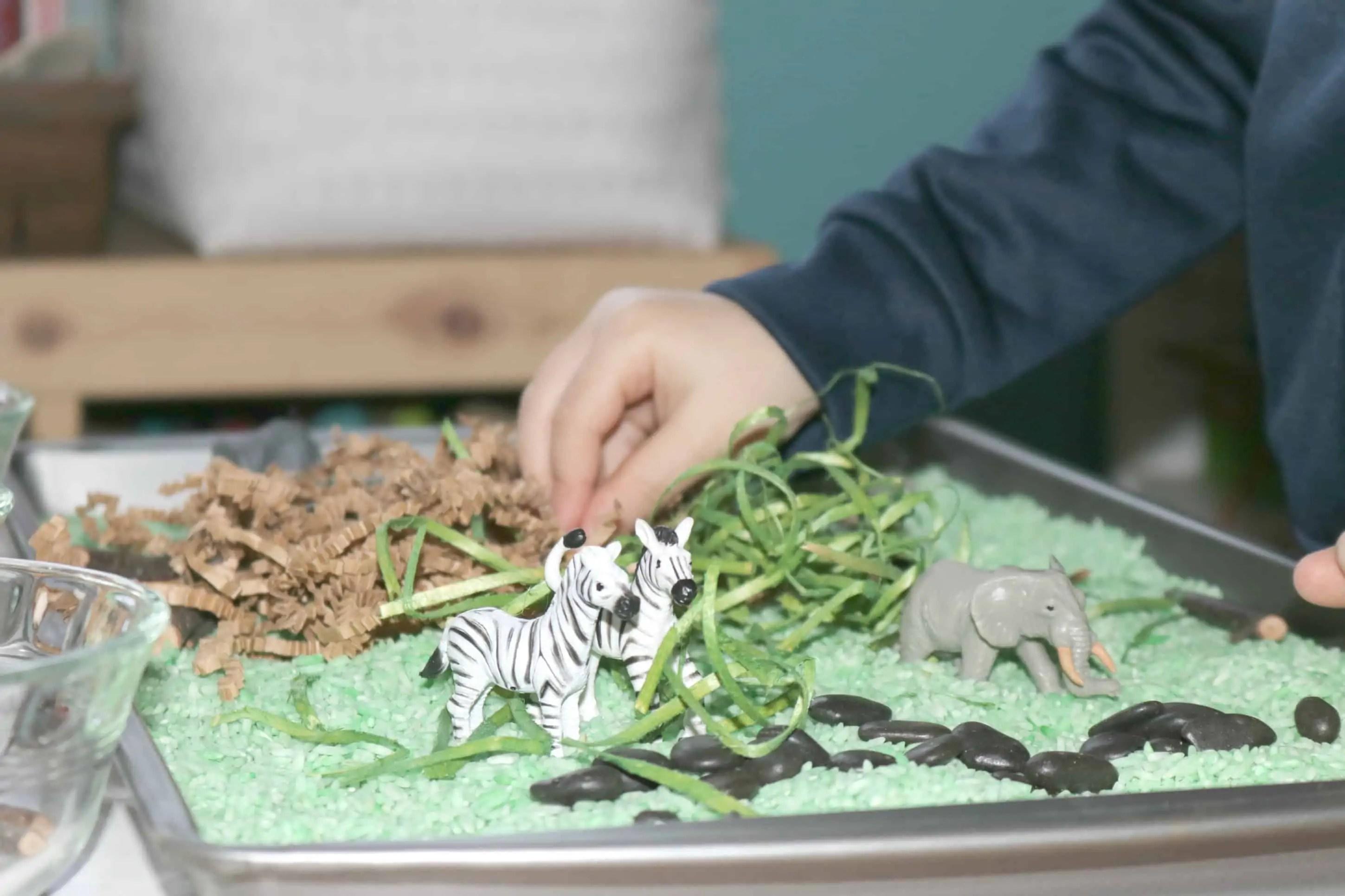 4 Quick Amp Easy Safari Preschool Monthly Theme Ideas For