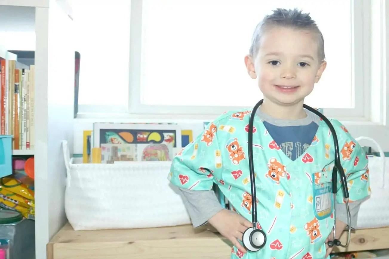 Preschool Health Theme Doctor S Office Dramatic Play