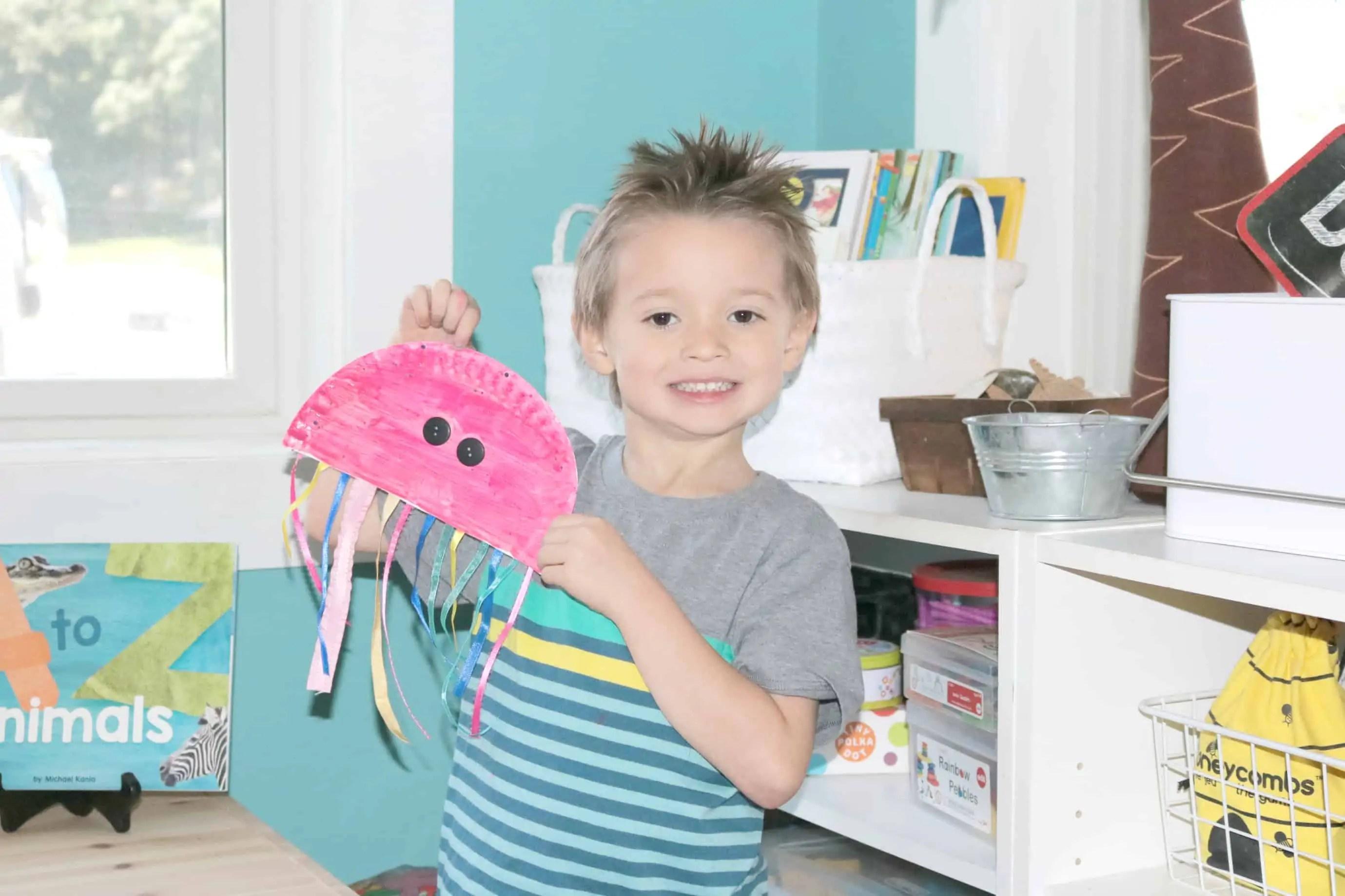 Preschool Ocean Crafts