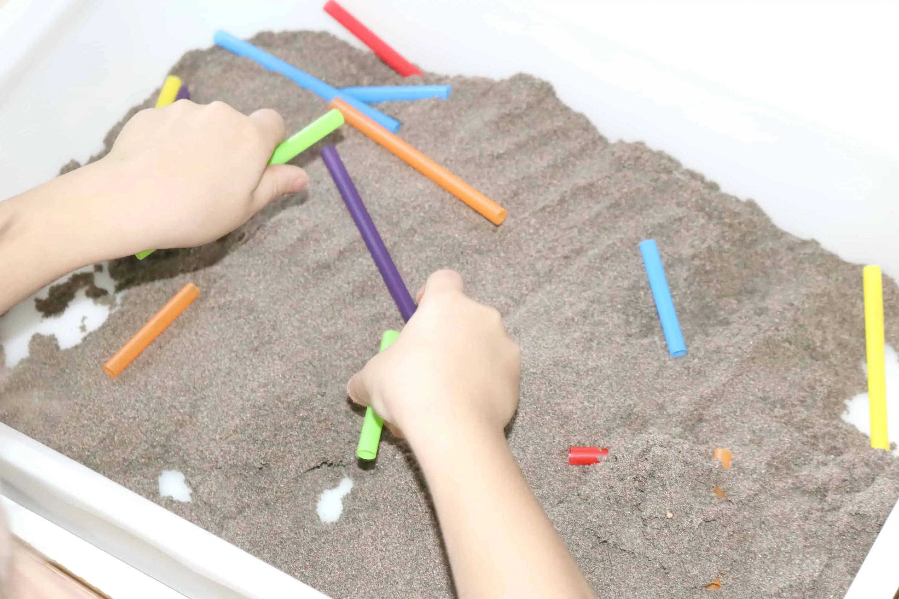 Worm Families Preschool Monthly Theme Activity 6