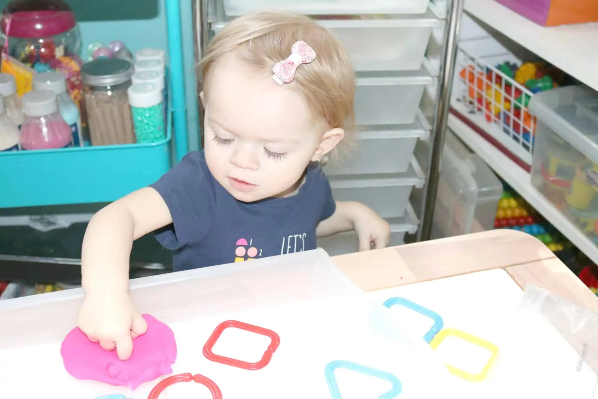 Shapes Toddler Activity 3