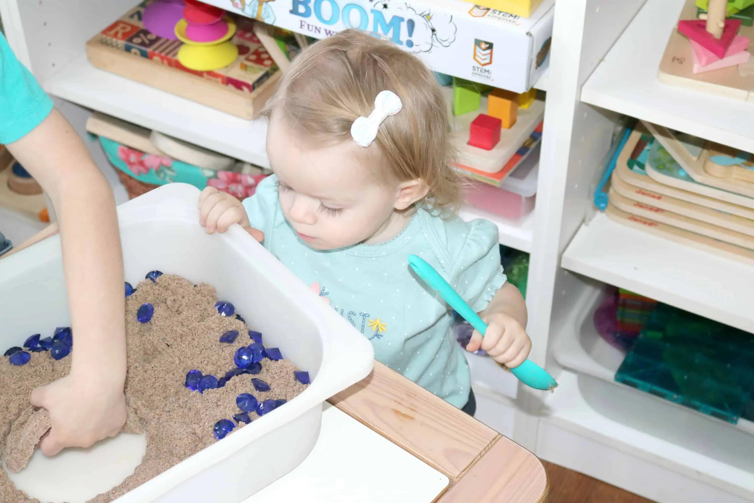 Treasure Hunt Preschool Steam Activity 10