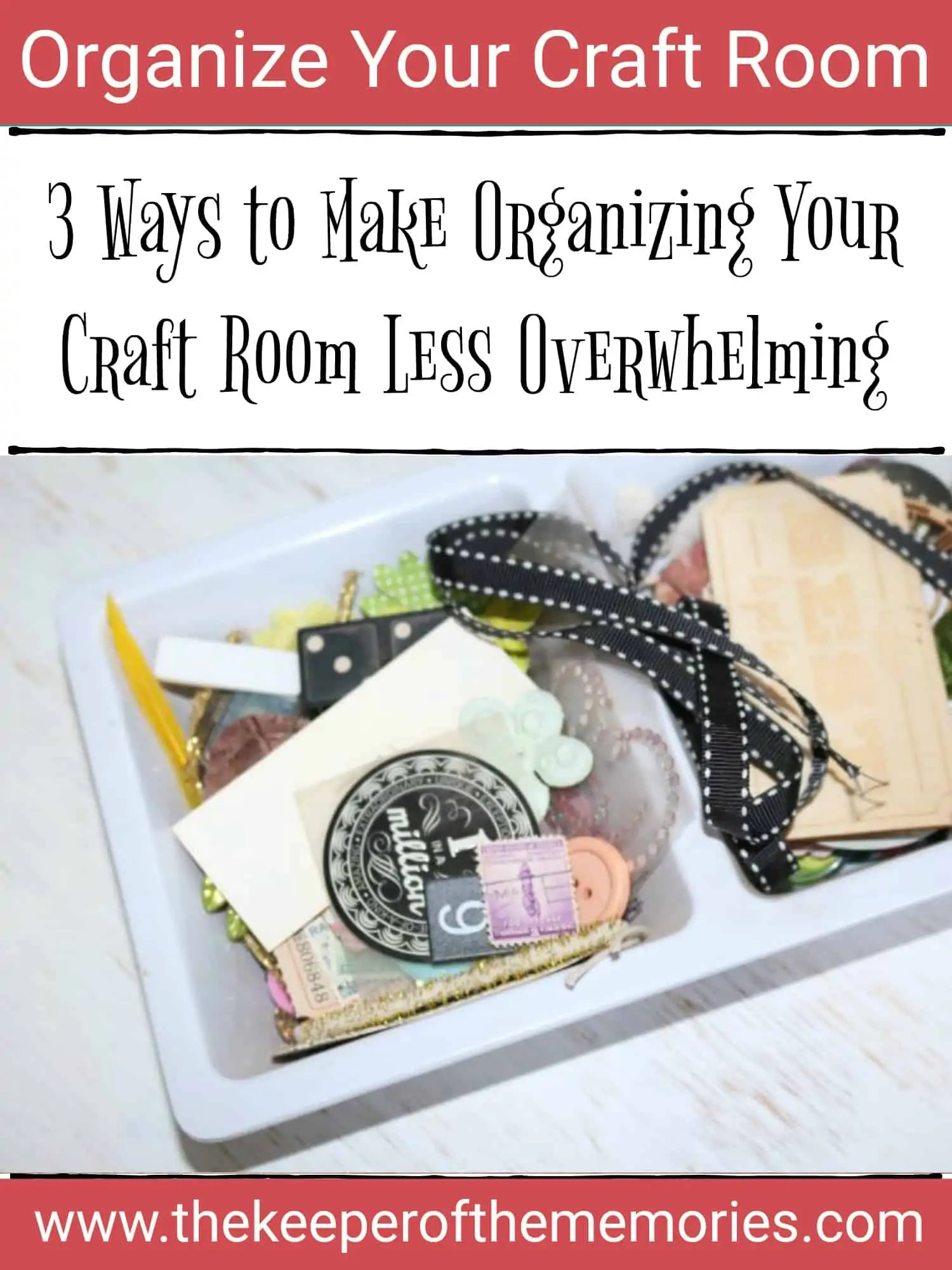 How To Get Organized When You Are Overwhelmed