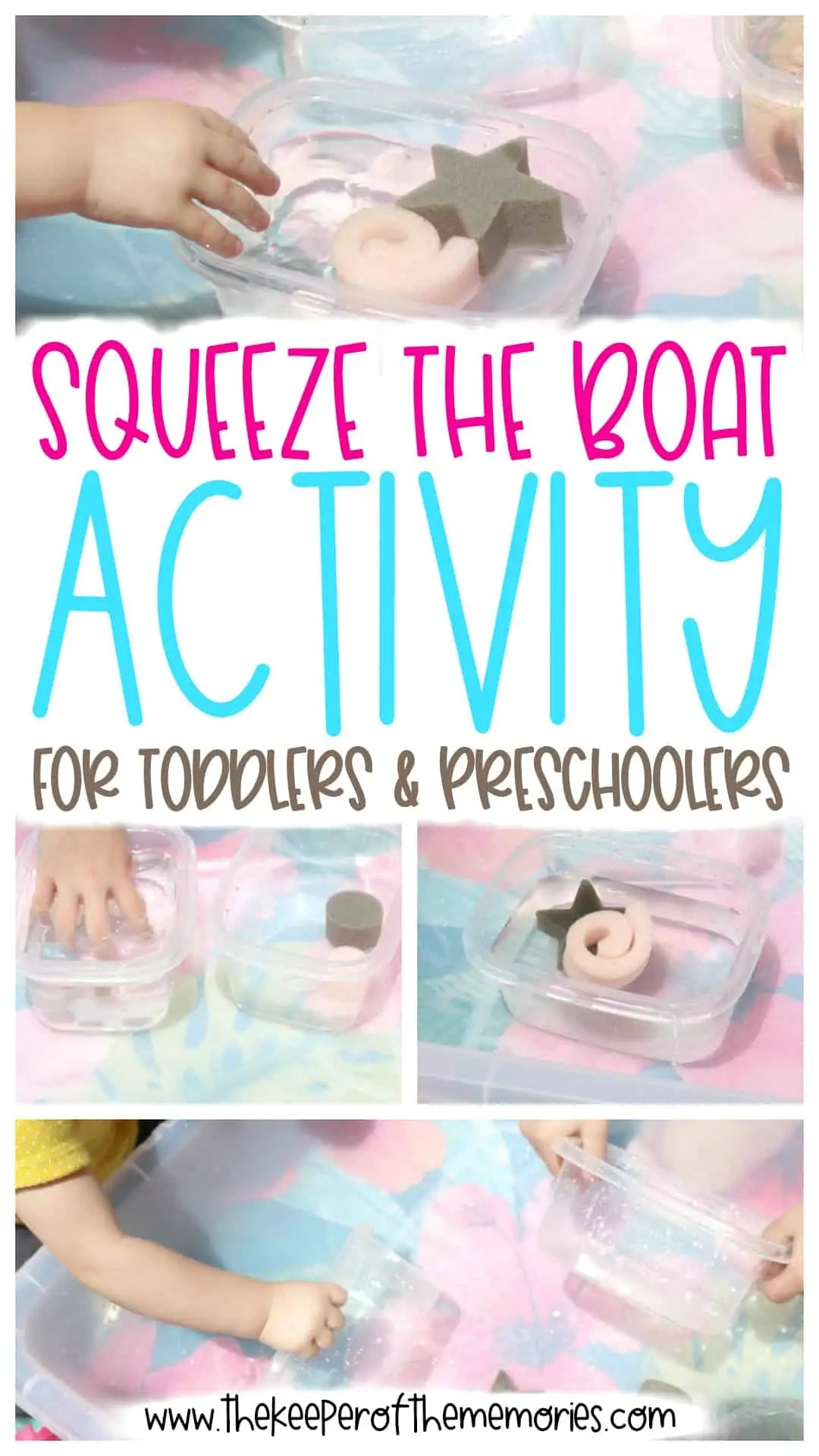 Squeeze The Boat Activity For Toddlers Amp Preschoolers