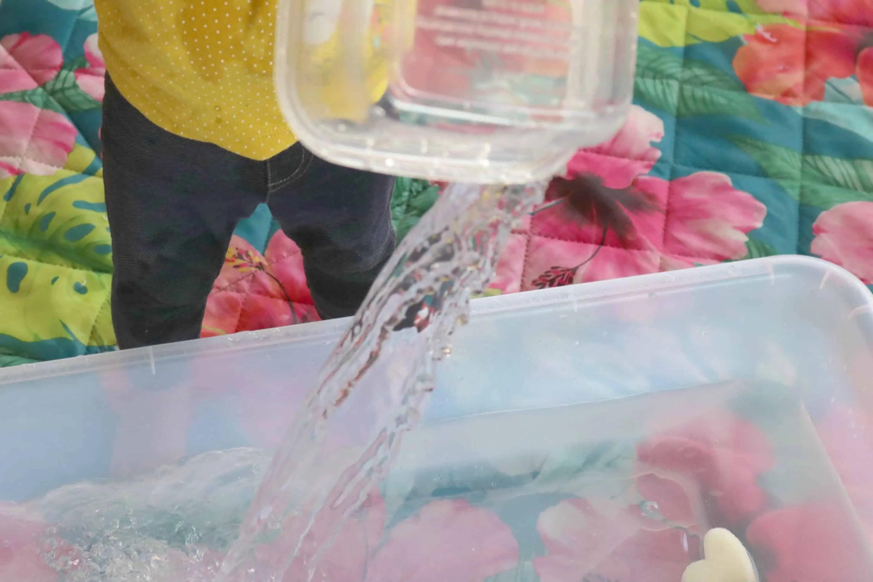 Waterfall Activity For Preschool Water Theme 3