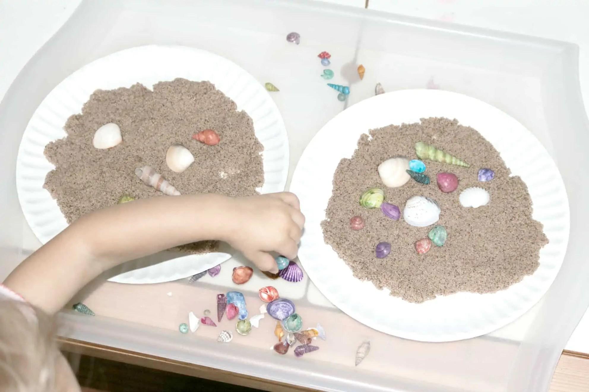 Seashell Preschool Craft 10