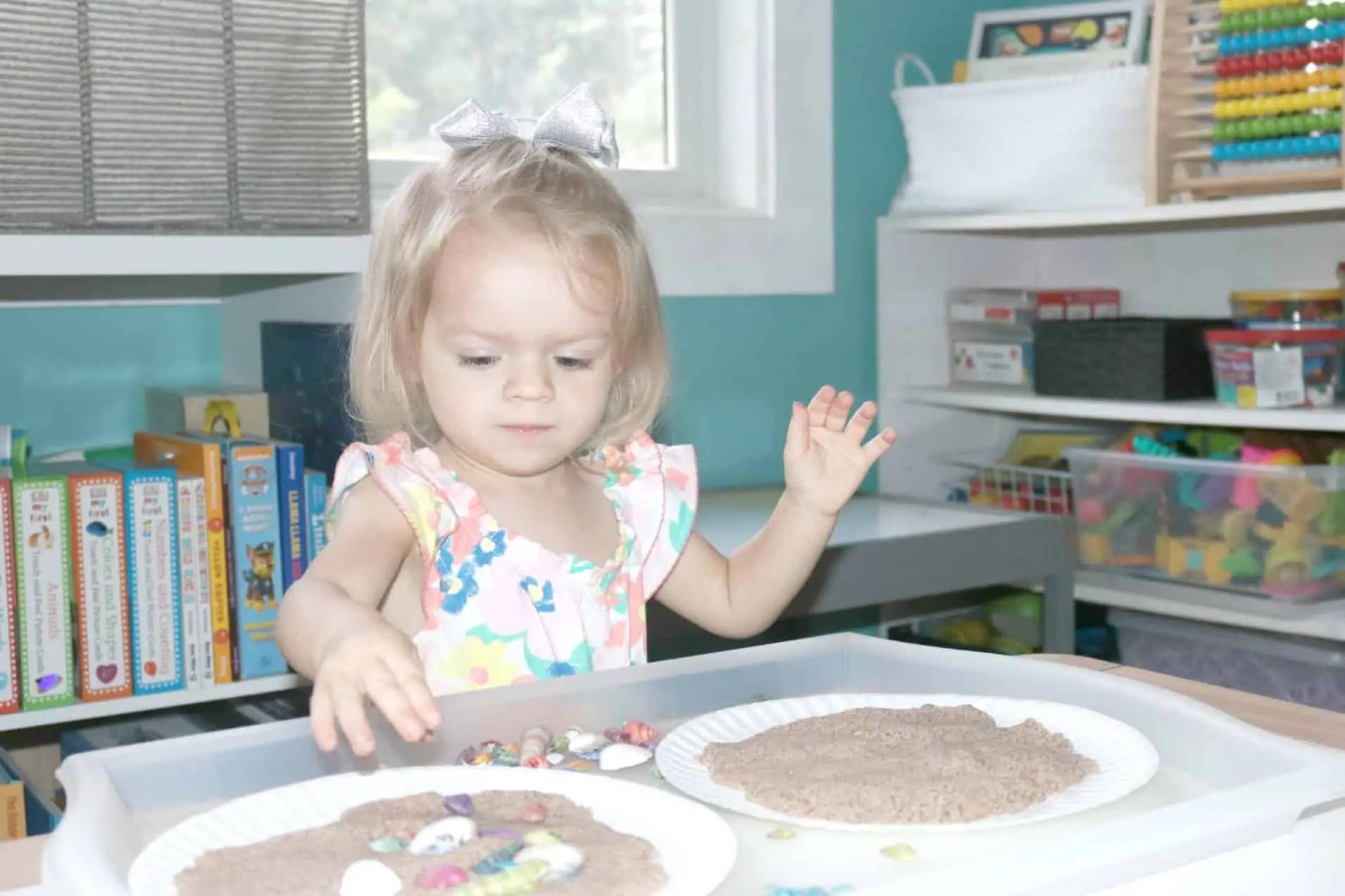 Seashell Preschool Craft 9