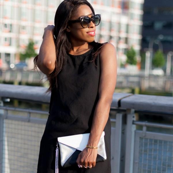 Casual Little Black Dress