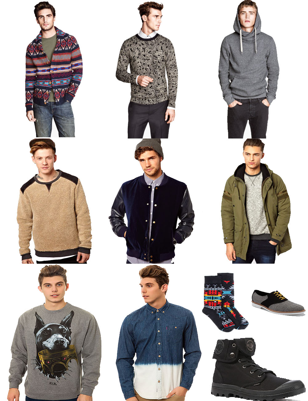 The Kentucky Gent's Cyber Monday Picks including selections from Karmaloop, Jackthreads, ASOS, and HM featuring items from Stance Socks, River Island, Hillsboro, Diesel and more.