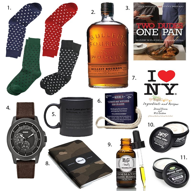 The Kentucky Gent's Gift Giving Idea Guide for Christmas 2013. - Men's Gift Ideas The Kentucky Gent