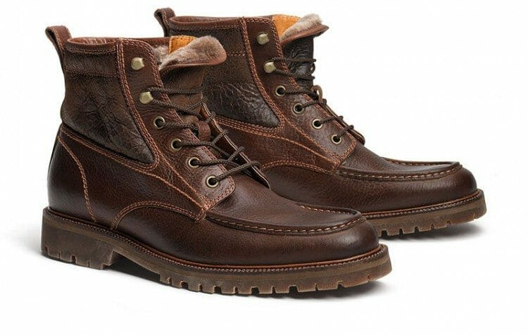 Trask Glacier Boots in The Kentucky Gent's NYFW How To Guide