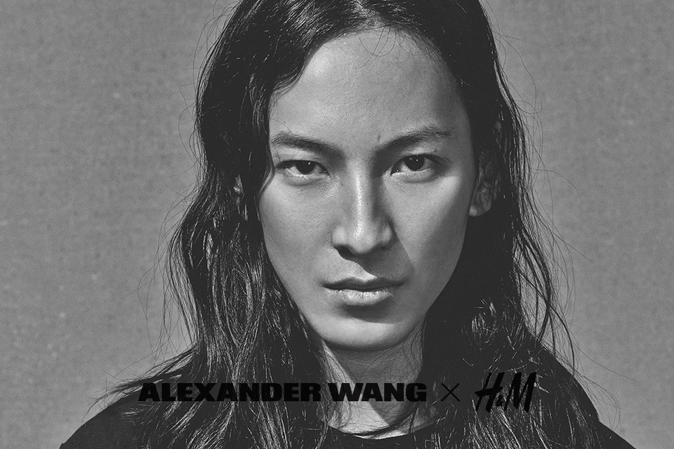 The Kentucky Gent with Alexander Wang x HM Collaboration