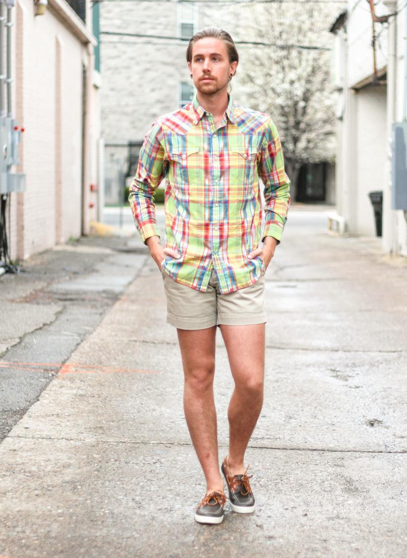 The Kentucky Gent for Dillard\u0026#39;s Louisville in Ralph Lauren Shirt, Shorts, ...