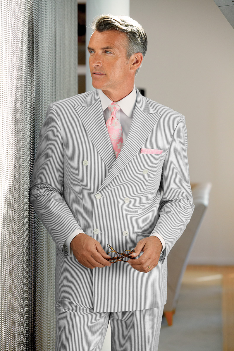 The Kentucky Gent with Paul Fredrick for Kentucky Derby Men's Fashion